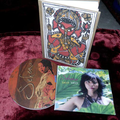 Pack cadeau deux albums Seheno