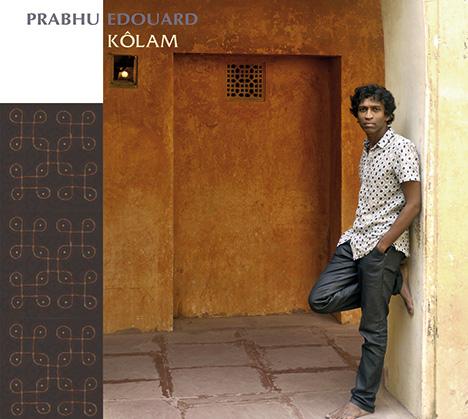 Prabhu Edouard cover album Kolam