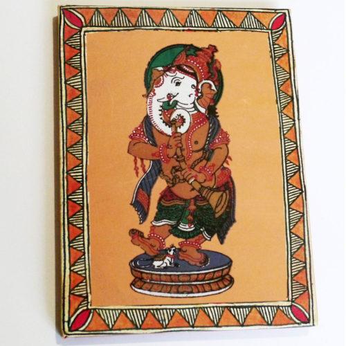Carnet de voyage Ganesh Orissa - Lokanga
